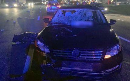 У Києві водій Volkswagen збив на смерть жінку, яка переходила дорогу на червоне світло