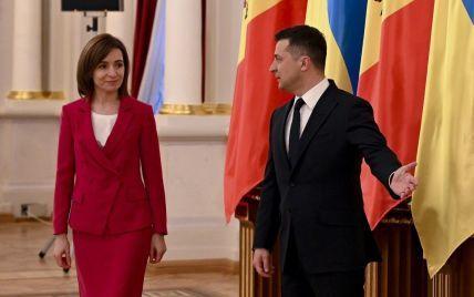 Зеленский едет в Молдову на празднование 30-й годовщины Независимости страны