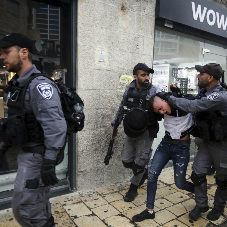 Конфликт на Храмовой горе: число раненых в стычках с полицией в Иерусалиме превысило 600 человек