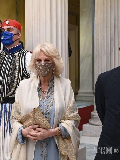 Герцогиня Корнуольская и принц Чарльз / © Associated Press