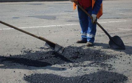 На ремонт столичных дорог потратят 120 миллионов