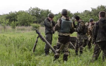 Ночь в зоне АТО: боевики огнем минометов накрыли Широкино, а артиллерии - Марьинку