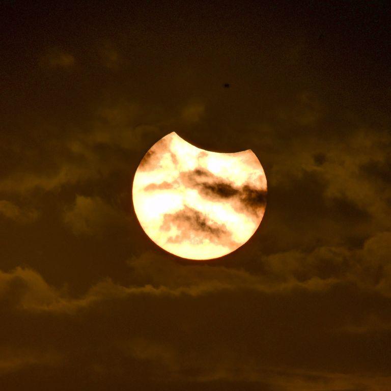 Сонячне затемнення 10 червня: що воно нам несе
