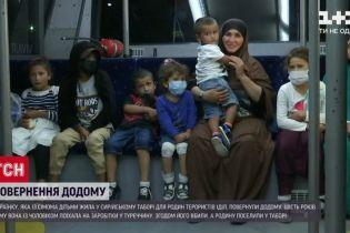 Двічі стала вдовою і опинилась серед дружин терористів: історія українки, яку визволили із табору біженців в Сирії