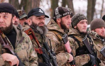 Россия отправляет на Донбасс воевавших в Чечне наемников-калек с криминальным прошлым - разведка