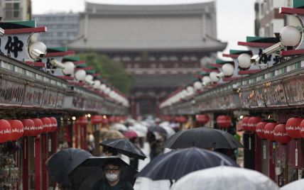 Токио продолжает бить рекорды по коронавирусу на фоне проведения Олимпийских игр-2020