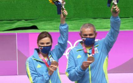Україна здобула третю медаль на Олімпіаді-2020