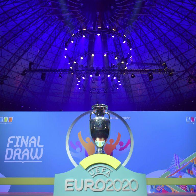 Офіційно. Євро-2020 перенесено на 2021 рік