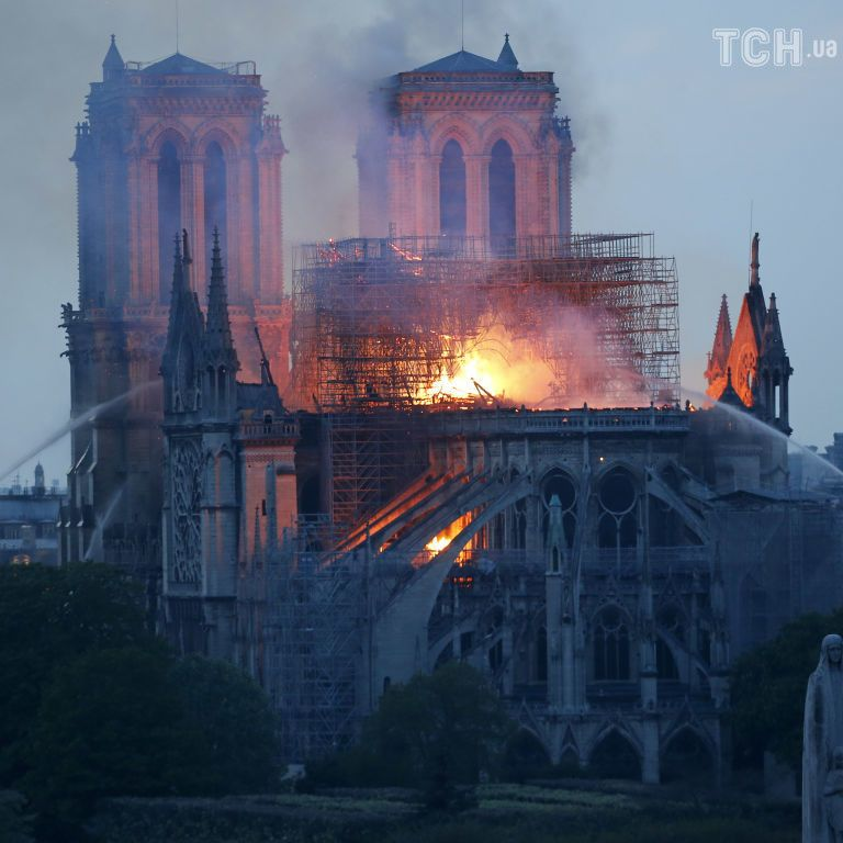 Пожежа в соборі Паризької Богоматері: як за два роки просунулися роботи з відновлення