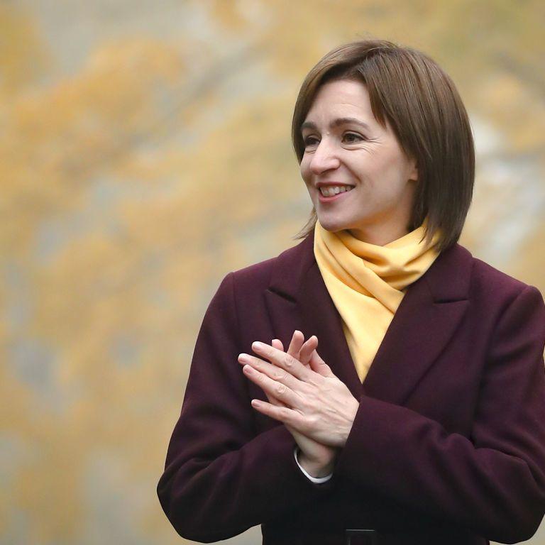 Конституционный суд Молдовы официально признал Санду новым президентом
