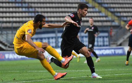 Заря - Александрия - 0:1: видео матча УПЛ