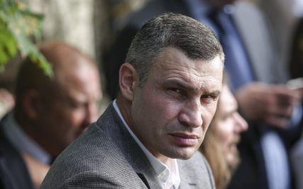 Кабмин согласовал увольнение Кличко