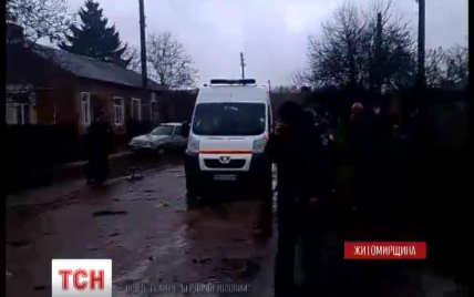 В Бердичеве неизвестные расстреляли мужчину
