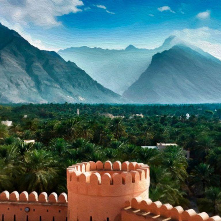 Чим вам сподобається Оман