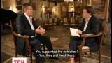 Янукович взял на себя частичную ответственность за расстрелы на Майдане