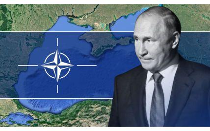 Безпека в Чорному морі: чому в НАТО відмовилися зупинити повзучу анексію Росії