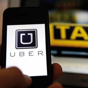 В Украине Uber будет контролировать скорость своих водителей