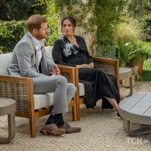 """Інтерв'ю Опри Вінфрі з Меган і Гаррі номіновано на телевізійний аналог """"Оскара"""""""