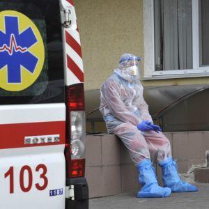 Коронавірус в Україні сьогодні: статистика на 13 травня