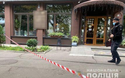 В Черкассах на улице произошла стрельба: есть раненый