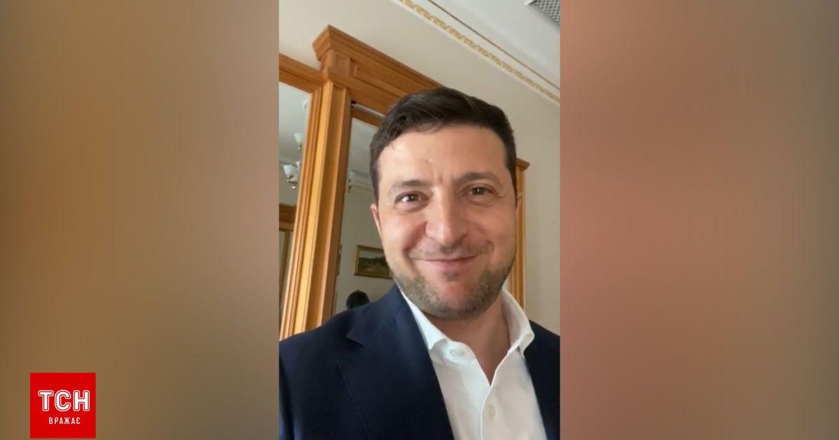 Зеленский обратился к дальнобойщикам, которые не взвешивают фуры: Вы ребята - засранцы