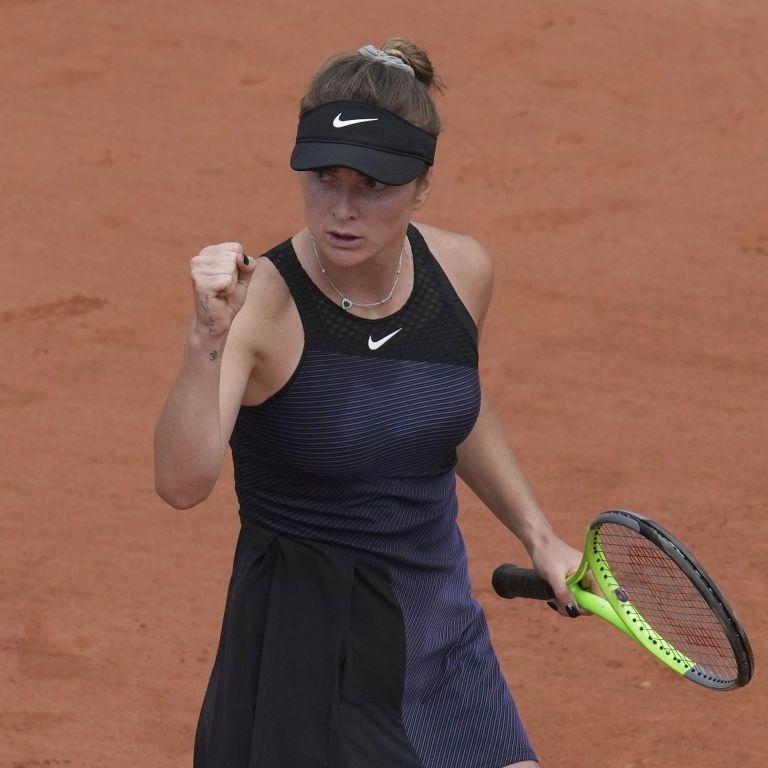Розправилася з американкою: Світоліна пробилася до 1/16 фіналу Ролан Гаррос