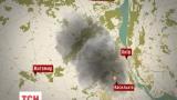 В ближайшие 2-3 дня ветер будет относить дым от нефтебазы в сторону Винницы и Хмельницкого