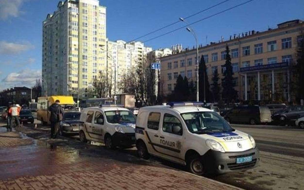 © ГУ НП у м. Києві