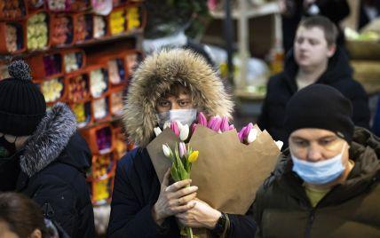 """В Украине в еще двух областях нашли """"британский"""" штамм коронавируса"""