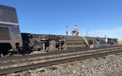 Трое погибших и 50 пострадавших: в Сети показали фото смертельной аварии с пассажирским поездом в США