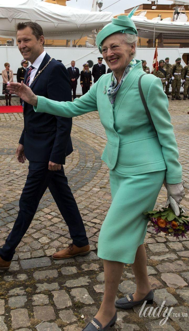 Королева Маргрете / © Getty Images