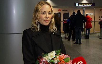 Альонова пригрозила Шовковському судом у разі перешкоджання виїзду їхньої доньки за кордон