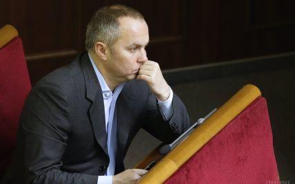 Порошенко і Шуфрич обмінялися різкими репліками під час призначення нового генпрокурора