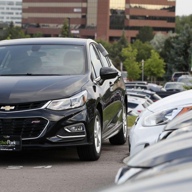 Ринок вживаних авто: у США почали падати ціни на машини з пробігом