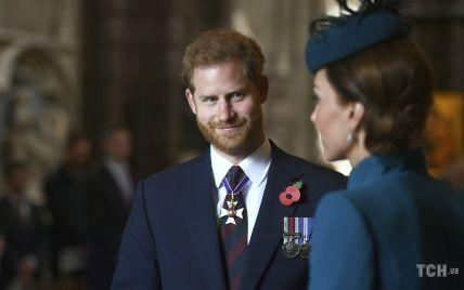"""""""Життя в зоопарку"""": принц Гаррі розповів про труднощі свого дорослішання в королівській родині"""