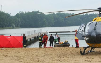 Родители распивали алкоголь и не заметили исчезновения: в Польше на отдыхе утонул 2-летний мальчик с Украины