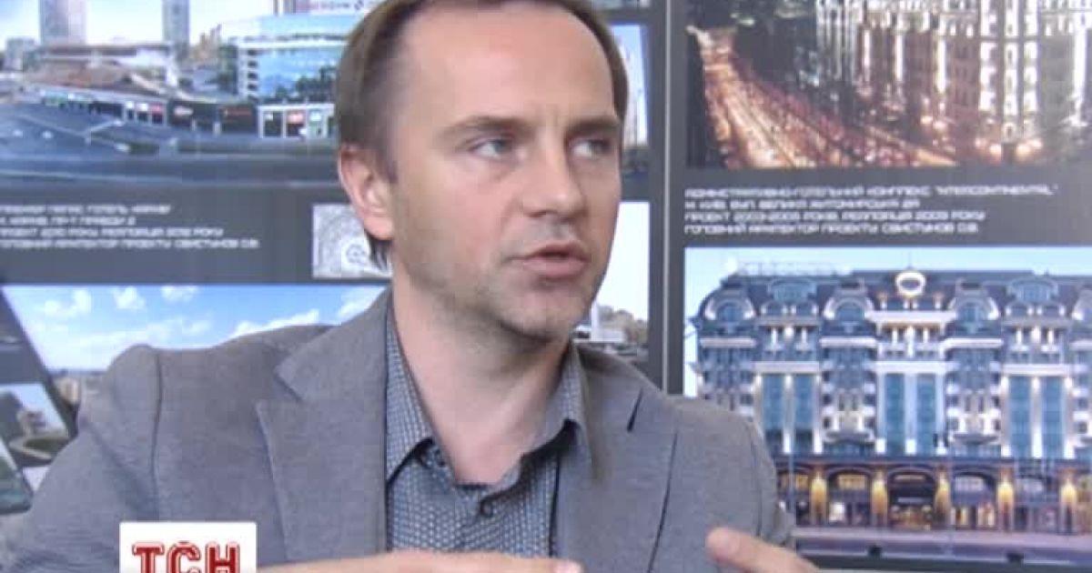 Головний архітектор Києва: Гостинний двір - це біль