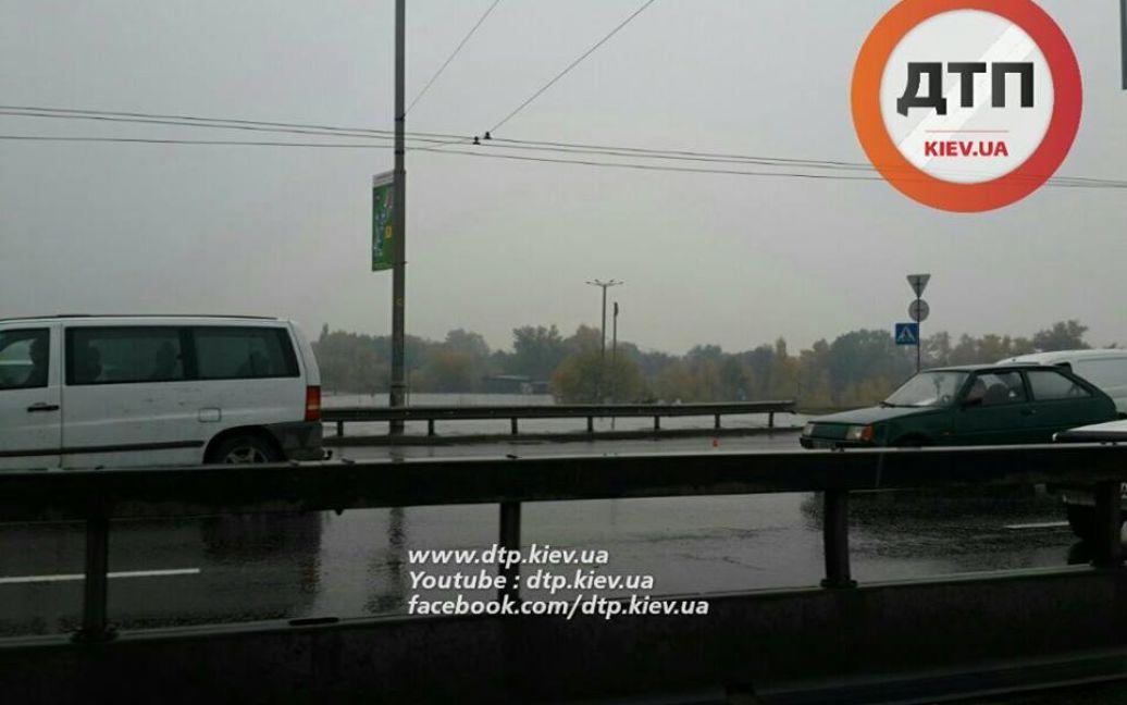 В Киеве произошло серьезное ДТП / © dtp.kiev.ua