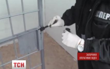В Запорожье найдена пыточная – точная копия следственного изолятора СБУ