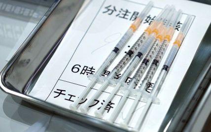 В Японии уже в шестой префектуре обнаружили примеси в вакцине Moderna
