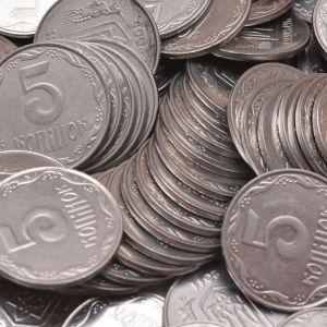 У Вінниці учні збирають монети номіналом5та 25копійок, щоб потім здати їх в банк та допомогти хворим дітям