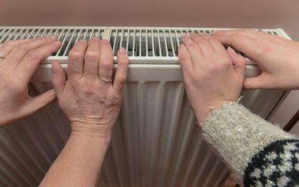 У центрі Києві майже сотня будинків залишилася без опалення у мороз до -10°: причина