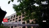 Новости Украины: 12-летняя школьница выжила после падения с седьмого этажа заброшенного здания