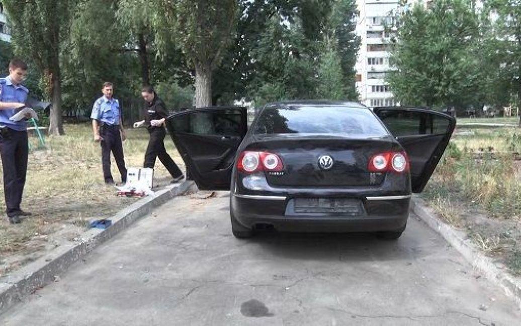 Полицейские и милиция задержали похитителей / © Управление МВД Киева