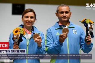 Новости Украины: бронзовый призер по пулевой стрельбе вернулась из Токио