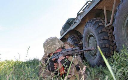 Жестокие бои в Широкино и российский беспилотник над Луганщиной. Карта АТО