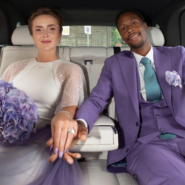 Грандіозний шлюб Світоліної та Монфіса: все про головне спортивне весілля року