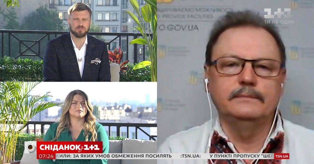 Что будет с ВНО и ГИА – образовательный омбудсмен Сергей Горбачев