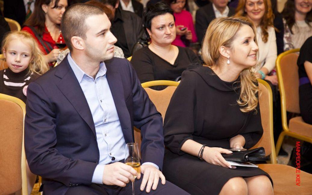Вперше Тимошенко та Чечоткін з'явились разом на офіційному заході за два роки до весілля / © Военный паритет