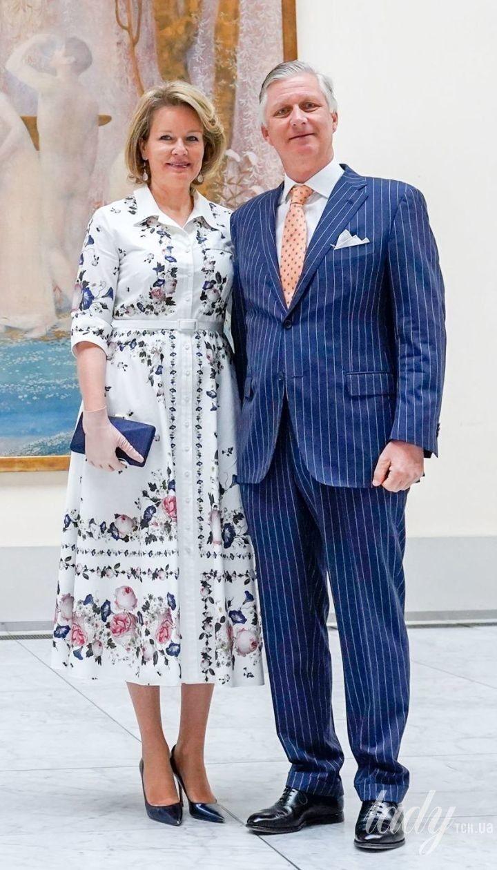 Королева Матильда і король Філіп / © Getty Images